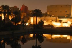 Excursión Shore de Luxor: Templos del espectáculo de luz y sonido de Karnak con transporte privado