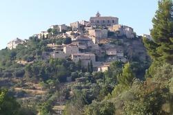 Luberon en zijn kleuren Tour van Avignon