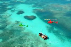 Tour en helicóptero por Punta Cana