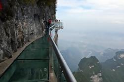 Excursión privada a la montaña de Tianmen con Skywalk