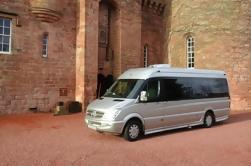 Excursão privada de Minibus para as Terras Altas e Costa Oeste de Edimburgo