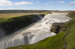 Tour privado del Círculo Dorado desde Reykjavik