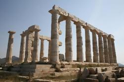 Excursión de medio día al Cabo Sounion y al Templo de Poseidón desde Atenas