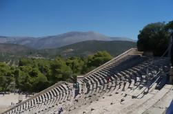 Excursión de un día a Mycenae y Epidaurus desde Atenas