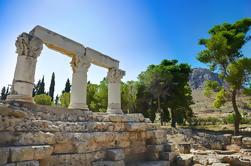 Viaje de medio día de Corinto desde Atenas