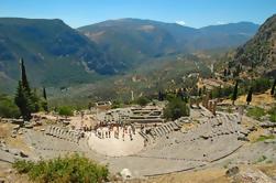 Excursión de un día a Delphi desde Atenas