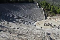 Excursão de 3 dias da Grécia Clássica: Epidauro, Micenas, Nauplia, Olympia, Delphi