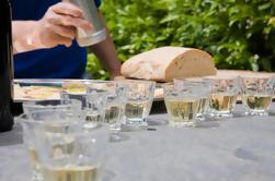 Tour en grupo pequeño: Excursión de un día desde Barcelona con comida tradicional y vino