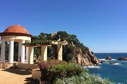 Excursión de un día al pequeño grupo de Costa Brava desde Barcelona