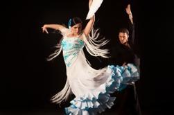 Barcelona Gourmet Tapas Tour y Flamenco Show