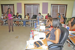 Interactive Jamaicaanse Patwa Taal Session