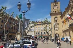 Arles Shore Excursion: Día completo Tour privado de Aix en Provence, Cap Canaille y Cassis