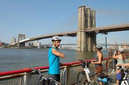 Excursión en bici del puente de Brooklyn