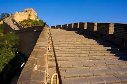 Excursión de día en autobús a la Gran Muralla de Badaling ya las tumbas de Ming de Pekín