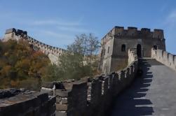 Tour en autobús de la Gran Muralla de Mutianyu y Tumbas Ming de Beijing