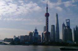 Excursión de un día en grupo Vista completa de los aspectos destacados de la ciudad de Shanghai con almuerzo incluido