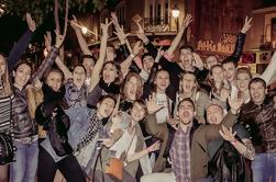 Pub Crawl Clubbers Tour i Madrid