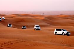 Safari en el desierto de Dubai con cena de barbacoa