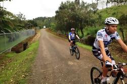 Tour en bicicleta del volcán Arenal a El Castillo