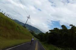 Ciclismo por carretera alrededor de Chachagua