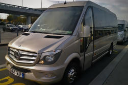 Private Mini Coach Transfer de Praga para Viena