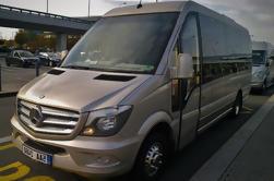 Traslado en autocar privado desde Praga a Dresden