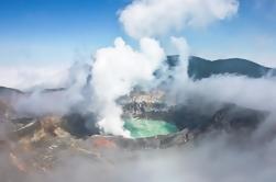 Volcán Poas, Doka Coffee Estate y Sarchi Artes y Oficios