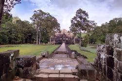 Excursión privada de los templos de Angkor de Siem Reap