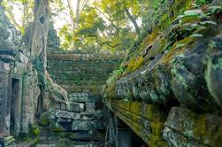 Templos privados y Lake Explorer desde Siem Reap