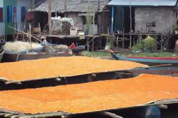 Excursión privada de medio día al pueblo flotante de Tonle Sap desde Siem Reap