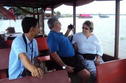 Excursión en grupo pequeño de pueblo pequeño de Tonle Sap de medio día desde Siem Reap