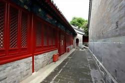 Visite privée d'une demi-journée: Visite de la Cité Interdite et Hutong en transport public de Beijing