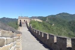 Pekín Excursión de un día en autobús: Mutianyu Gran Muralla, más la Ciudad Prohibida y la Plaza de Tiananmen, incluyendo almuerzo