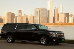 Transferência Privada de Chegada do Aeroporto de Chicago por SUV
