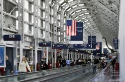 Transferência de partida do aeroporto de Chicago por Van privado