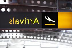 Transferência da chegada do aeroporto de Chicago por Van privado