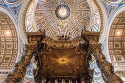 Excursión en profundidad al Vaticano con la Capilla Sixtina y la Basílica de San Pedro