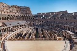 Tour en Coliseo en profundidad con el Foro Romano y el Cerro Palatino