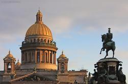 1 dia de mini-grupo otimizado excursão Shore introduzindo São Petersburgo e Peterhof