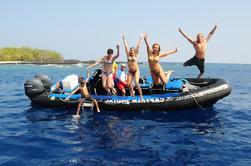 Zodiac Raft y Snorkel Aventura