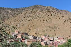 Faits saillants de l'Atlas Mountain: Excursion d'une journée guidée à Trois Vallées de Marrakech