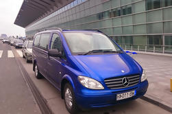 Aeropuerto Varsovia Chopin WAW 1-4 PAX One Way Private Transfer