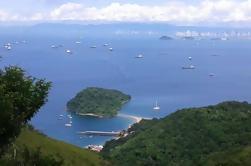Excursión de un día a Taboga Island con 4x4 Mountain Trek desde la ciudad de Panamá
