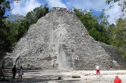 Chichén Itzá, Cenote Ik Kil y Coba Ruinas Día Tri