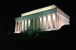 Private Moonlight DC City Tour de Van