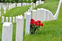 Tour Privado de Monumentos de Guerra de Washington DC y Héroes de Van