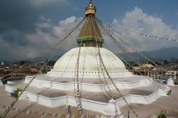 Excursão privada de dia inteiro de Pashupatinath Boudhanath Swayambhunath em Kathmandu Durbar Square