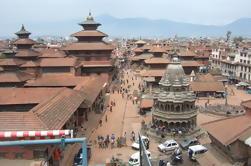 Excursión de un día privado: Patan y Bhaktapur desde Katmandú