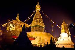 Tour privado de meio dia de Kathmandu Durbar Square e Swayambhunath Temple