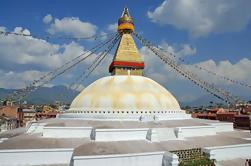 Private Half-Day Tour de Boudhanath e Templos Pashupatinath